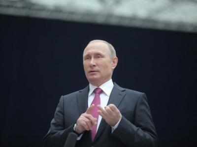 У Росії оприлюднили доходи Путіна, які він подав до ЦВК