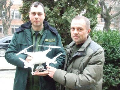 Незаконних рубок не виявив: на Буковині ліс обстежили з безпілотника