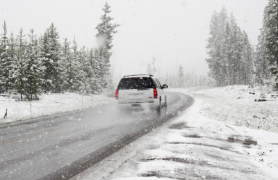 Служба автодоріг Буковини попередила про можливе ускладнення руху на дорогах через погіршення погоди