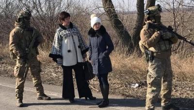 З ОРДЛО в Україну повернули 20 ув'язнених