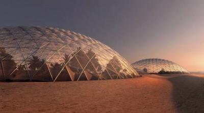 В ОАЕ побудують найбільший симулятор марсианської колонії