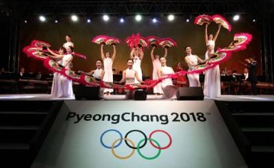У Південній Кореї стартували XXIІI зимові Олімпійські ігри