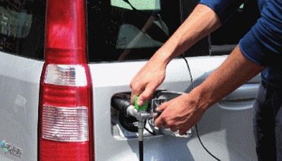 Газ для авто дешевшає через зміцнення гривні