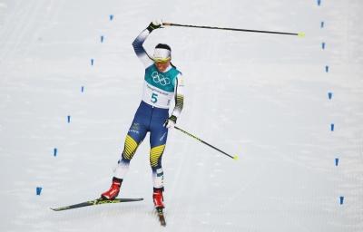 Перша олімпійська чемпіонка  Пхенчхана-2018 — шведська лижниця