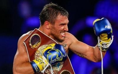 Ломаченко розповів, з ким не хотів би опинитись на одному рингу