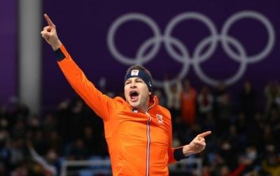 Голландець Крамер став чотириразовим олімпійським чемпіоном