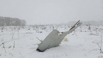МЗС з'ясовує, чи були українці на борту Ан-148, що розбився під Москвою