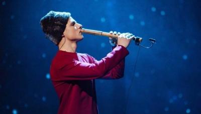 Буковинець виступив у півфіналі відбору на Євробачення (ВІДЕО)