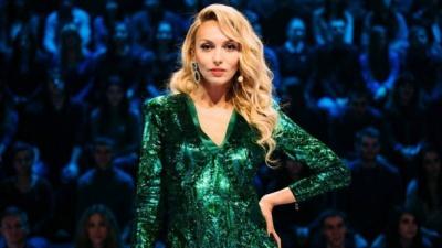 Оля Полякова розповіла, як бурхливо відреагувала на травму чоловіка на Шрі-Ланці