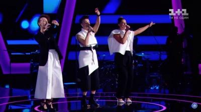 Виконавець і жіноче тріо з Чернівців пройшли відбір у шоу «Голос країни» (ВІДЕО)