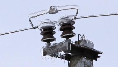На Буковині залишаються без електрики 8 населених пунктів