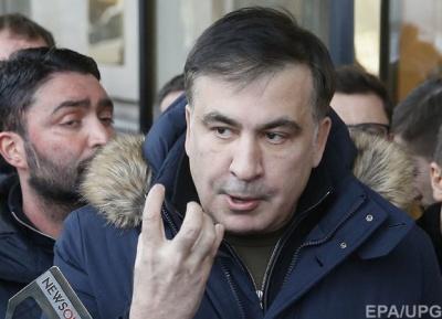 Соратники Саакашвілі заявили про затримання політика