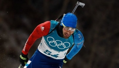 Олімпіада: Біатлонну гонку переслідування виграв француз Фуркад