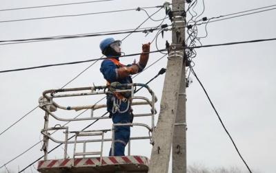На Буковині за вихідні відновлено електропостачання в усіх населених пунктах