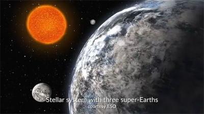 Американські вчені знайшли найщільнішу суперземлю