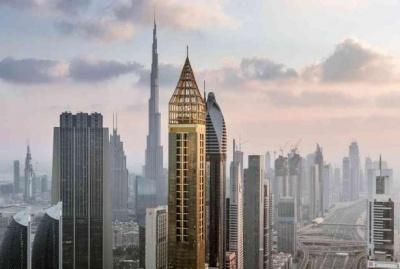 В Дубае готовится к открытию самый высокий в мире отель