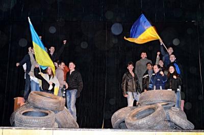 У центрі Чернівців до четвертої річниці Революції Гідності відтворять події Майдану