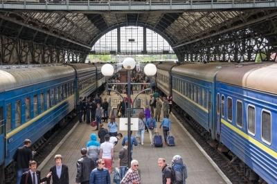 «Укрзалізниця» підвищить ціни на квитки з 1 квітня на 10%