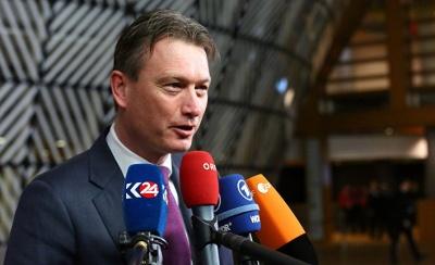 У Нідерландах керівник МЗС пішов у відставку через брехню про зустріч з Путіним