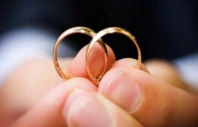 В Україні на день Святого Валентина одружуються 1830 пар
