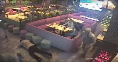 Ресторан, у якому схопили Саакашвілі, висміяв інцидент у Facebook