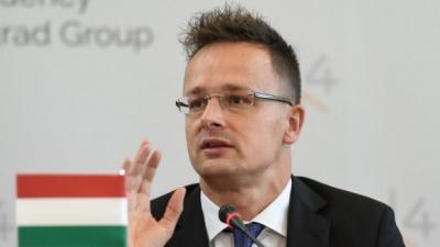 Угорщина назвала умови розблокування зустрічей України з НАТО