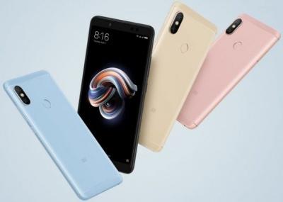 Xiaomi презентувала безрамкові смартфони Redmi Note 5 і Redmi Note 5 Pro