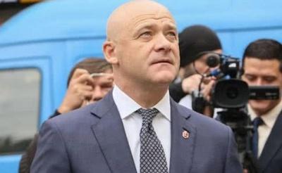 САП просить суд арештувати мера Одеси