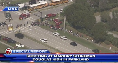 У Флориді, під час стрілянини у школі, постраждали понад 20 осіб