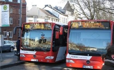 У деяких містах Німеччини можуть запровадити безкоштовний проїзд у громадському транспорті