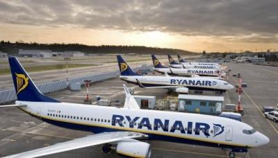 Україна і Ryanair узгоджують маршрути польотів