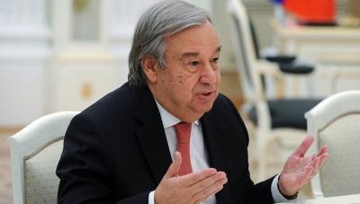Генсек ООН заявив про існування реальної загрози ядерного конфлікту