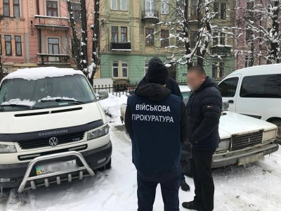 В Черновцах правоохранители задержали помощника судьи на взятке 1200 долларов