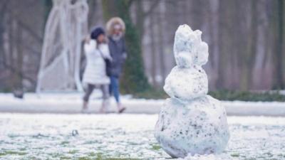 Прогноз погоди на 17 лютого: подекуди сніг і мряка, на дорогах ожеледиця
