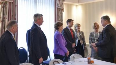 Порошенко домовився з Конгресом США про дії щодо звільнення Криму