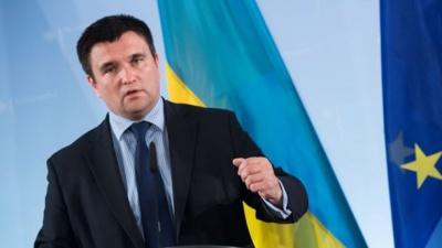 Клімкін назвав головний страх Росії щодо України