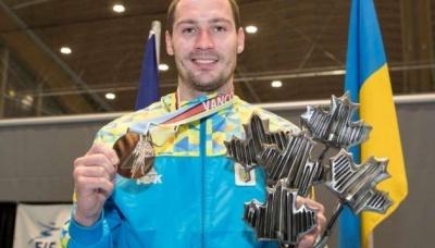 Український шпажист переміг на етапі Кубка світу