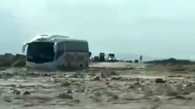 В Ізраїлі евакуювали українських туристів, які потрапили у зону повені