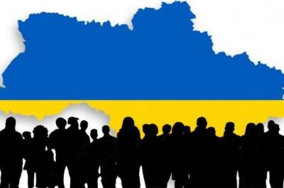 Минулого року населення України зменшилося майже на 200 тисяч осіб