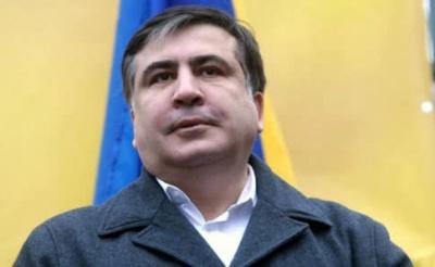 Прикордонники на три роки заборонили Саакашвілі в'їзд в Україну