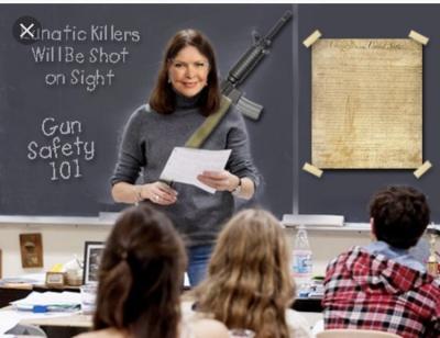 Трамп запропонував озброїти вчителів шкіл
