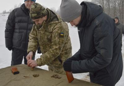 У Чернівецькій області 500 військовослужбовців взяли участь у «Єдиному всеукраїнському стрілецькому дні»