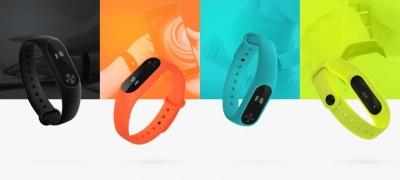 Xiaomi анонсувала вихід фітнес-трекера Mi Band 3