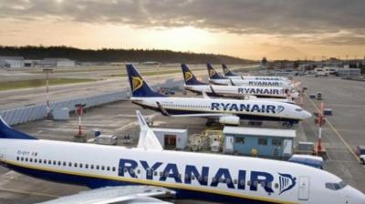Стало відомо, коли почне літати Ryanair