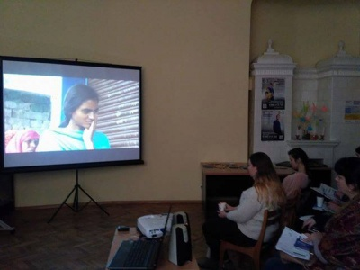 У Чернівцях безкоштовно показують фільми про права людей