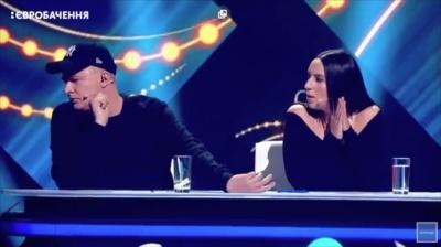 Нацвідбір на Євробачення: Данилко нецензурно вилаявся на адміністратора співачки з Чернівців