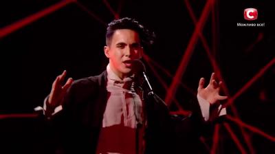 Україну на Євробаченні-2018 представлятиме виконавець Melovin