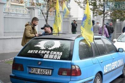 17 поляків оформили на себе 12,5 тис. автомобілів для українців