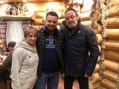 В Україну на зйомки фільму приїхав Жан Рено