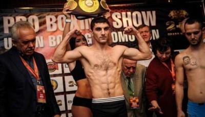 Український боксер здобув чемпіонський пояс WBA